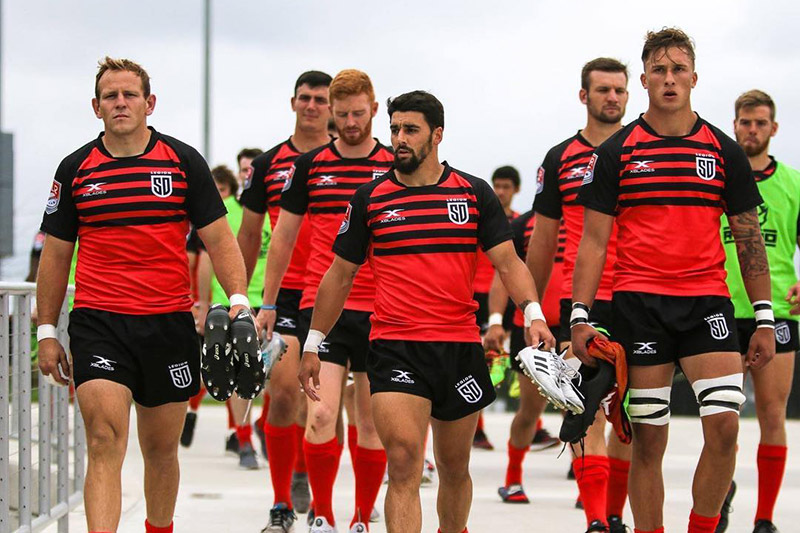 San Diego Legion Rugby Team